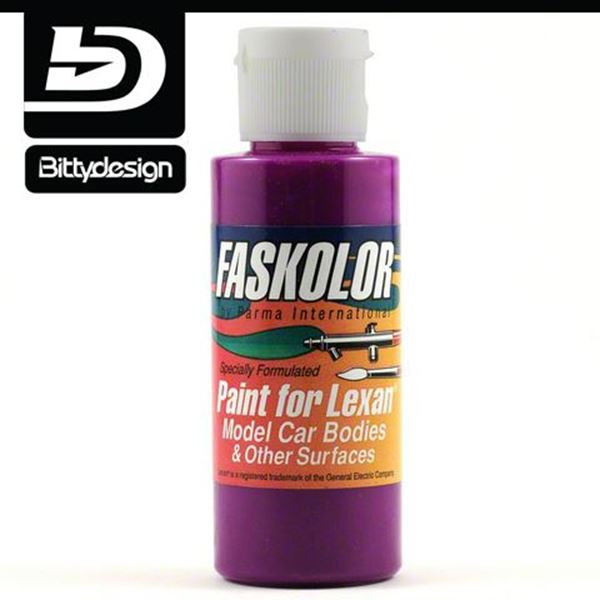 Picture of Faskolor Fluo Purple #40108 (2oz)