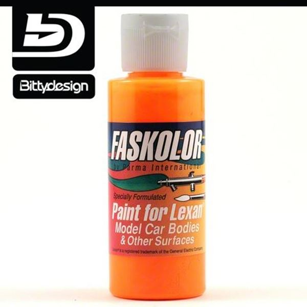 Immagine di Faskolor Arancione Flaming Fluo #40304 (60ml)