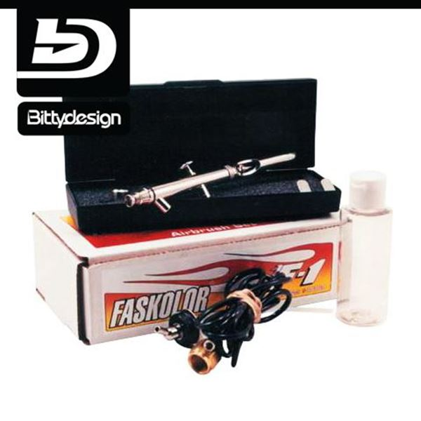 Picture of Parma PSE F-1 Dual Action Airbrush Set #40260