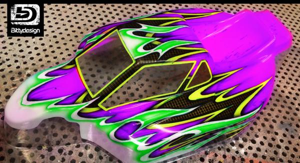 Immagine di Colorazione 'Kevlar'