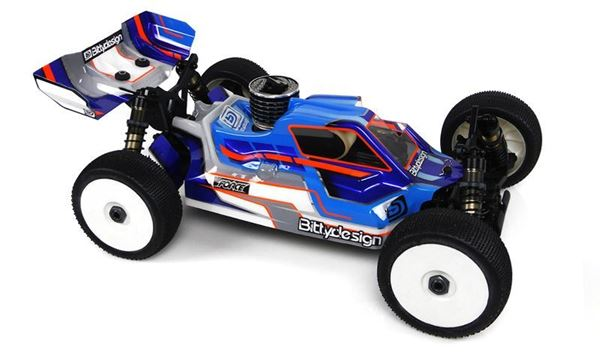 Picture of Force Clear body for Tekno NB48.3
