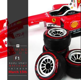 Picture of Nuova carrozzeria 1/10 F1! Presentazione Ufficiale 15 Marzo.
