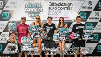Picture of 'Incredibile' Ongaro sweeps EURO Contest final 2018