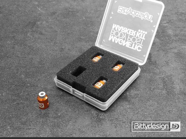 Immagine di Kit Magneti per fori clips carrozzeria