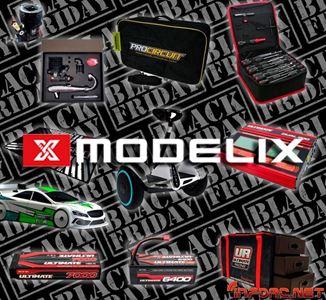 Picture of Black Friday en productos Modelix Racing ¡Ya en tu tienda habitual!