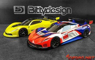 Picture of Venom, la nueva carrocería de GT de Bittydesign