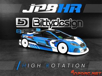 Picture of Bittydesign presenta la JP8HR 1/10 190mm TC
