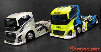 Picture of Carrocerías de camión Iron de Bittydesign, ya disponibles en Tracker