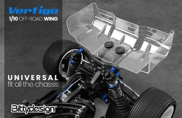 Picture of Vertigo 1/10 Off-Road 1.5mm wing set (2pcs)