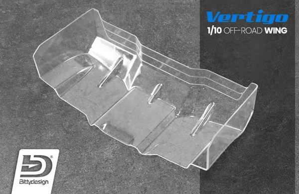 Picture of Vertigo 1/10 Off-road 1.5mm wing Pre-cut