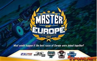 Picture of Master of Europe 1/8 TT Nitro Buggy 2020