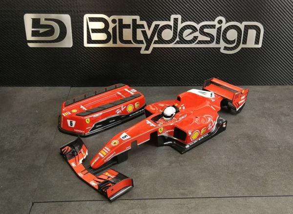 Immagine di F1 TYPE-6R Combo