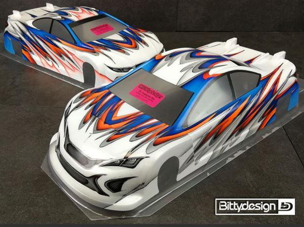 Picture of 'Jakarta' paintwork