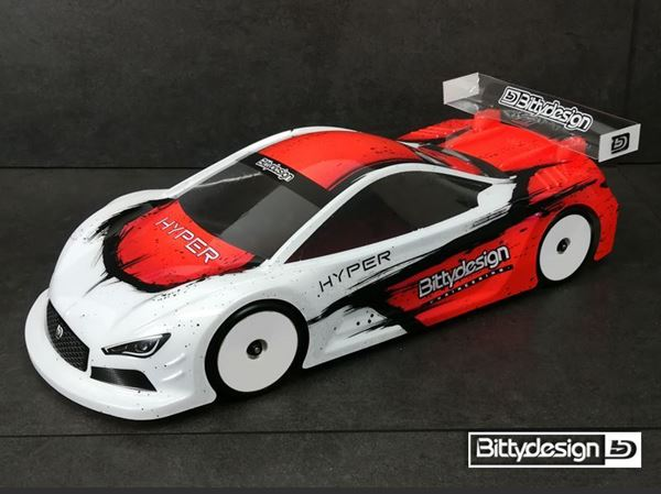 Picture of 'Race' paintwork