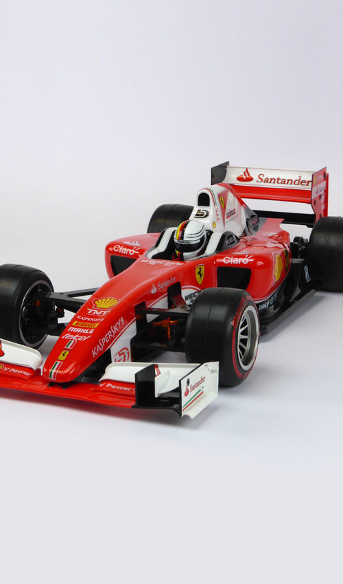 Picture of TYPE-6C 1/10 F1 body