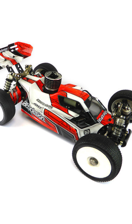 Picture of Force Clear body for TLR 8ight 4.0
