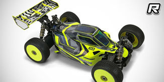 Picture of Bittydesign S35-3E Vision body shell