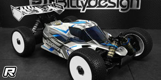 Picture of Bittydesign RC8B3.1e Vision body shell