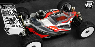 Picture of Bittydesign Vision MP10 pre-cut buggy body shell