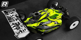 Bittydesign Vision XB8 buggy body shell