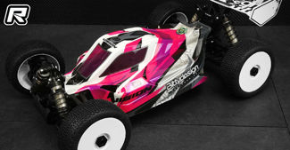 Picture of Bittydesign Vision XB8E 2020 body shell