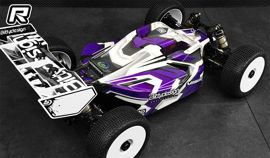 Bittydesign Vision E819RS buggy body shell