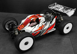 Bittydesign A319 buggy VISION  body