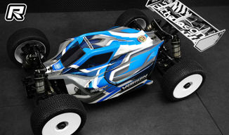 Picture of Bittydesign Vision A319E buggy body shell