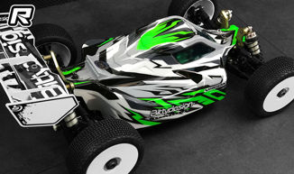 Picture of Bittydesign Vision MP10e buggy body shell