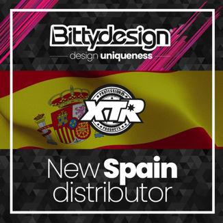 Picture of XTR Racing, nuevo distribuidor de Bittydesign para España