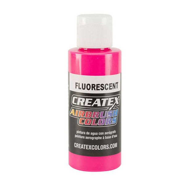 Picture of Createx Fluo Pink #5407 (2oz)