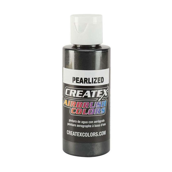 Picture of Createx Pearl Charcoal #5315 (2oz)