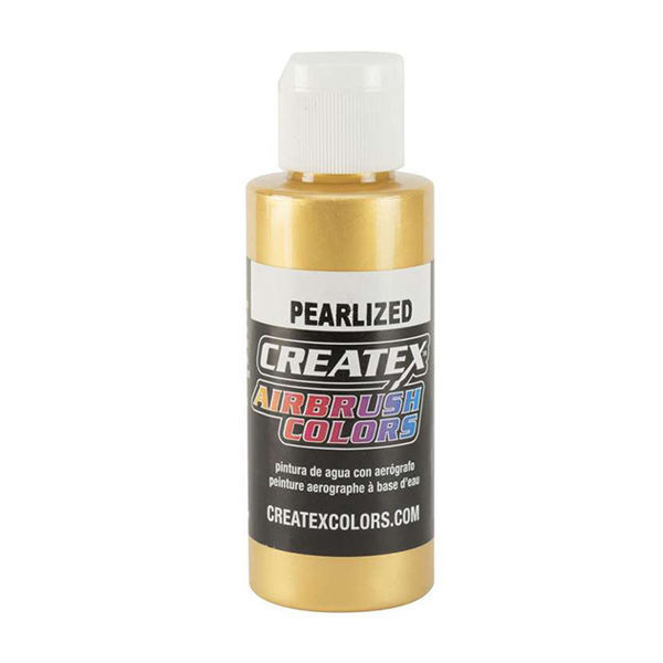 Picture of Createx Pearl Gold #5307 (2oz)