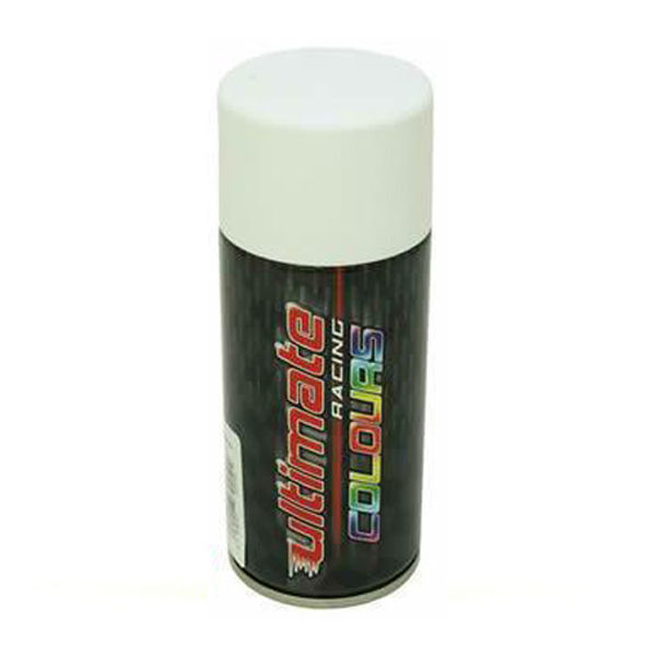 Picture of Ultimate Racing White spray can (150ml) #2905