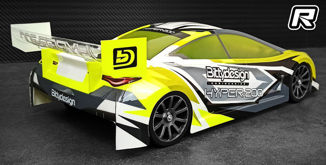 Picture of Bittydesign Hyper-200 touring car body