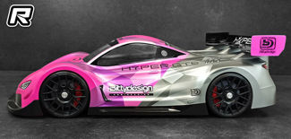 Picture of Bittydesign Hyper GT8 body