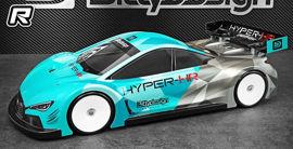 Bittydesign Hyper-HR 1/10 190mm TC body shell