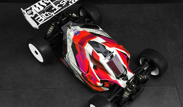 Picture of 'Flow' paintwork