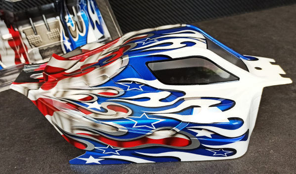Picture of 'America' paintwork