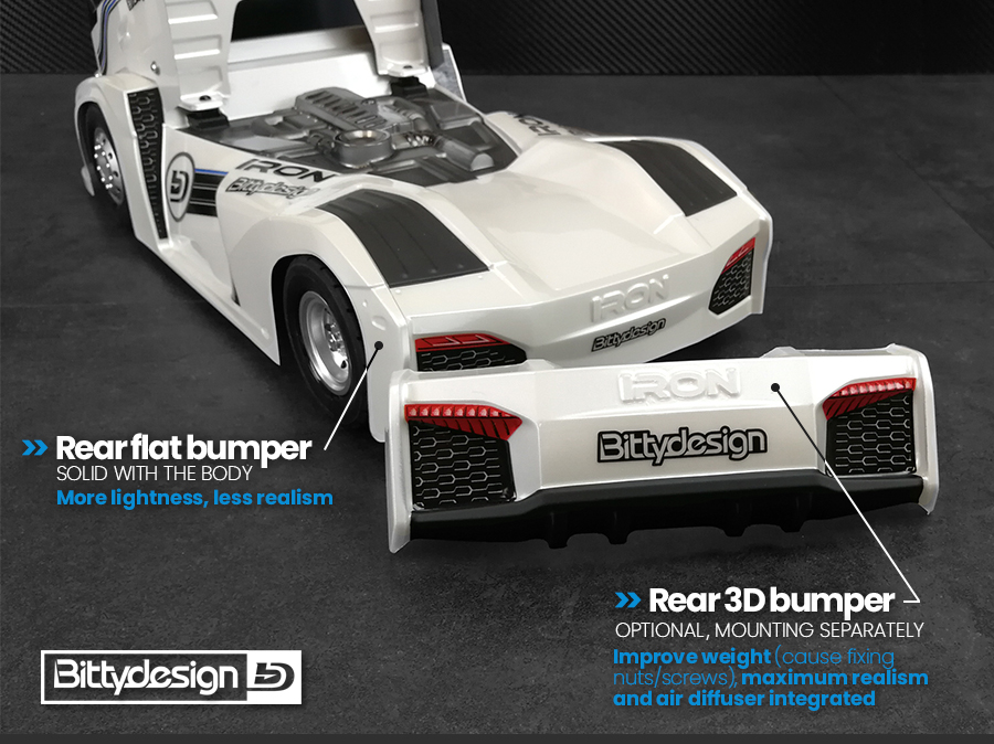 Rear Bumper - Instruction